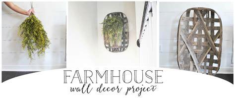 plum pretty decor design co farmhouse wall decor project underway