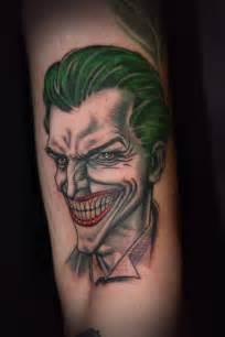 Joker Clown Tattoo Designs