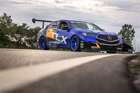 Acura Racing by Acura Is Racing At Pikes Peak With A 2019 Rdx 187 Autoguide