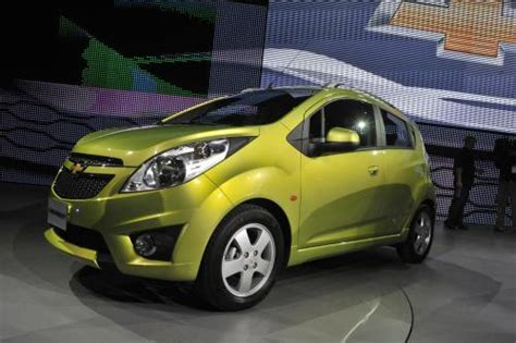 Chevrolet Spark Hd Picture by Chevrolet Spark Detroit 2010 Hd Pictures