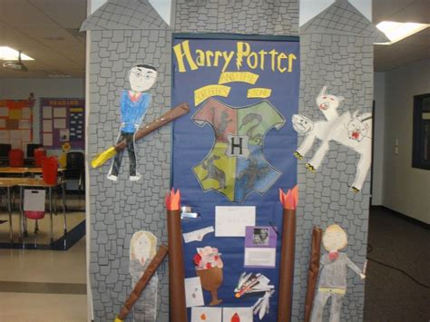favorite book classroom doors  pinterest door