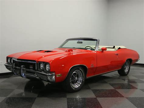 Buick Gs 455 For Sale by 1972 Buick Gs 455 Convertible For Sale