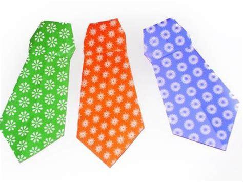 Manualidades de origami: corbata facilisima YouTube
