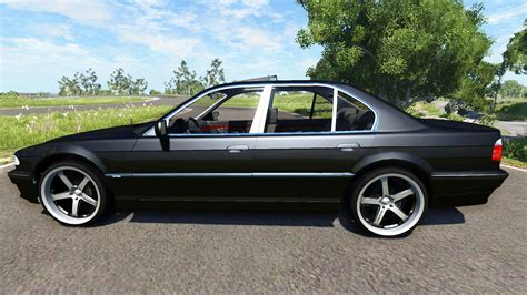 Bmw 740 I by Bmw 740i E38 For Beamng Drive