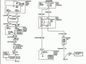 Subaru Cooling Fan Wiring Diagram