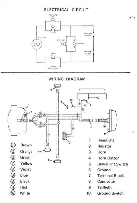 Wrg Honda Express Wiring Diagram