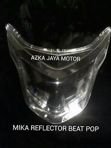 Jual Mika Lampu Depan Honda Beat Pop Esp Di Lapak Rm Motor