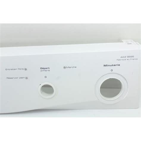 reparation seche linge whirlpool 481245215474 whirlpool awz8595 n 176 40 bandeau pour s 232 che linge