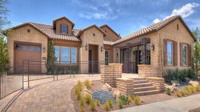 blossom hills  enclave  standard pacific homes  phoenix arizona az  homes directory