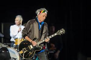 Rolling Stones – Keith Richards. (3/20) – Mick Jagger ...