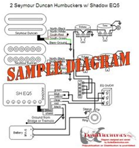 Guitar Wiring Diagram Humbuckers Way Toggle Switch