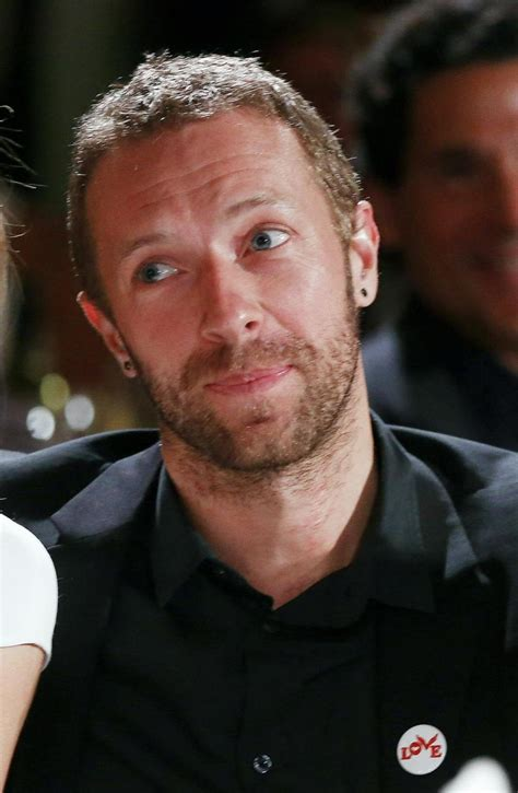 Chris Martin's face changed. A lot. : Coldplay
