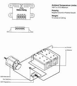 Remy 50dn Alternator Wiring Diagram