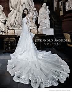 bianca balti stuns in wedding gowns for alessandro With robes italiennes