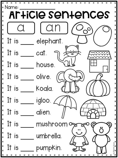 grammar worksheet packet compound words contractions