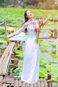 1001 cách làm dáng với áo dài Áo dài Hạnh