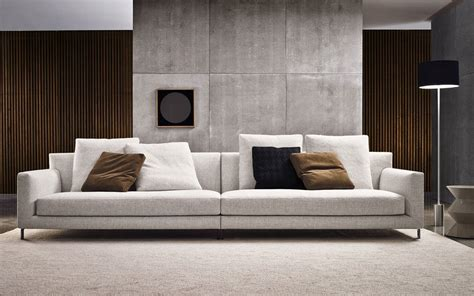 Sofa Allen By Minotti