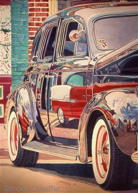 watercolor vehicles images  pinterest water