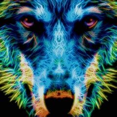 Visit ps4wallpapers.com in the ps4 browser. Neon Wolf Dynamic Theme on PS4   Official PlayStation™Store US