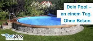 Poolfolie Verlegen Anleitung : pool selber bauen billig pool selbst bauen free pool selbst bauen with pool selbst ~ Eleganceandgraceweddings.com Haus und Dekorationen