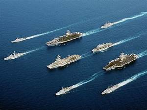 One Chart Shows The Magnitude Of Us Naval Dominance