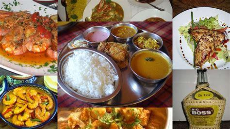 list of international cuisines goa 39 s foodie secrets cook