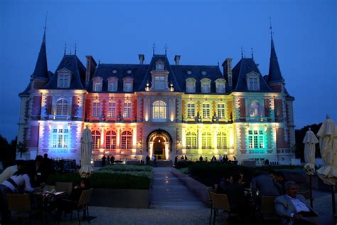 Image RealWorld Chateau les Fontaines (Night)