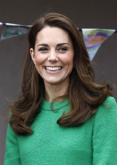 She has a number of patronages and supports a variety of charities, ranging from the. KATE MIDDLETON Visists a Schools in London 02/05/2019 - HawtCelebs