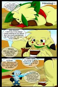 Pokemon Mystery Dungeon Gates To Infinity Page 14