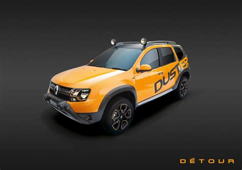Renault Duster Hd Picture by 2013 Renault Duster Detour Concept Hd Pictures