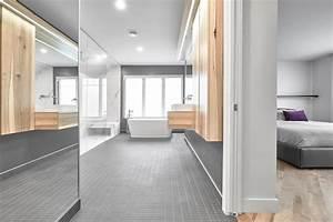 Salle De Bain Rénovation : r novation d 39 une chambre des ma tres digne d 39 un grand hotel ~ Nature-et-papiers.com Idées de Décoration