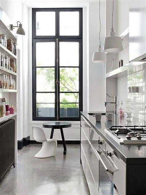 is hardwood flooring for kitchens 47 best galley kitchen designs decoholic 9016