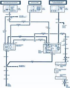 1995 Chevrolet Blazer Wiring Diagram