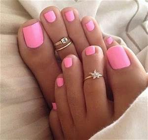 25 Best Ideas about Barbie Pink Nails on Pinterest