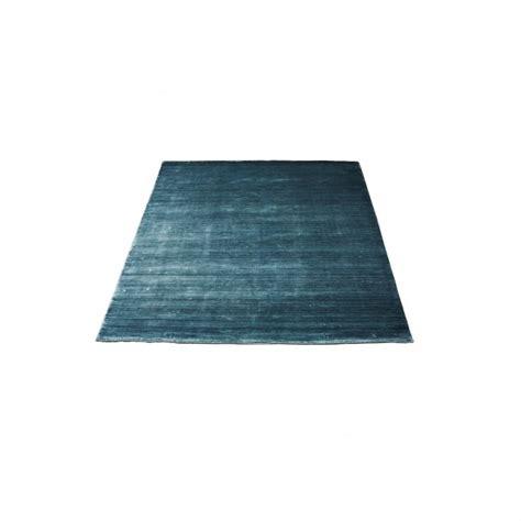 tapis bambou bleu arne concept