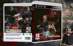 NEW GAME PS3 SAW coverBlu Ray by hohogfx on DeviantArt