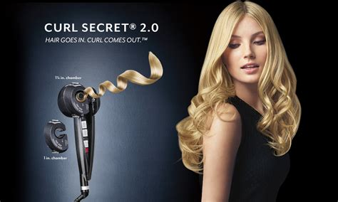 InfinitiPRO by Conair Curl Secret Hair Curling Tool