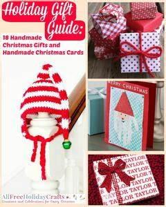 14 Crochet DIY Christmas Gift Ideas