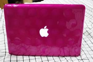 Pink apple laptop | Many shades of pink | Pinterest