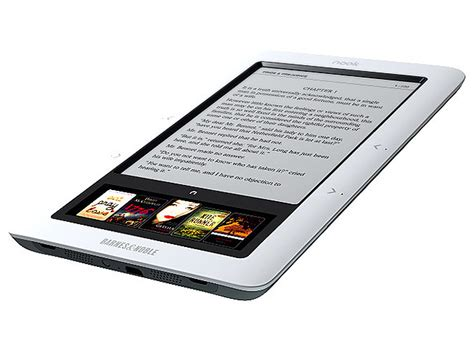 E-book-reader Von Barnes & Noble Mit Android