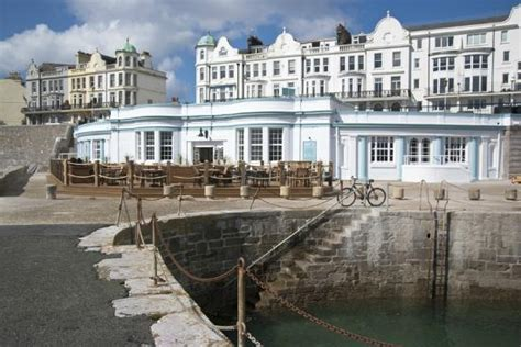 The Waterfront On The Plymouth Hoe