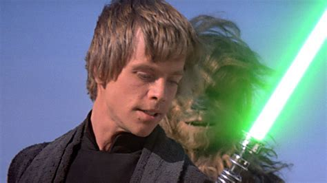 what color lightsaber does luke skywalker 5 things you might not about lightsabers starwars