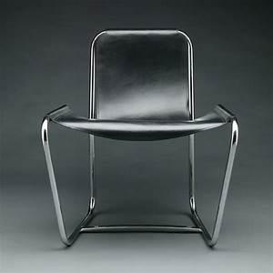 Fauteuil Suspendu Noir : fauteuil cuir suspendu emmanuelle et laurent beaudouin architectes ~ Teatrodelosmanantiales.com Idées de Décoration
