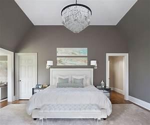 Schlafzimmer Beispiele Farbgestaltung : wandfarben im schlafzimmer 105 ideen f r sch ne n chte ~ Markanthonyermac.com Haus und Dekorationen