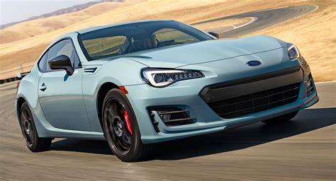 2019 Subaru Brz Gets Minor Price Hike, New Seriesgray
