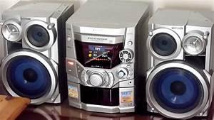 Panasonic Sc-ak410