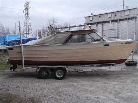 Used Boats For Sale Near Toledo Ohio by Skiff Craft X260ht 1975 For Sale For 8 995 Boats From