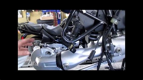 Para-lever Rear Drive Removal & Installation
