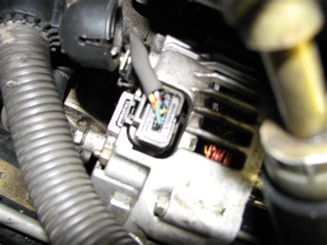 Replacing The Alternator How You Remove Wiring