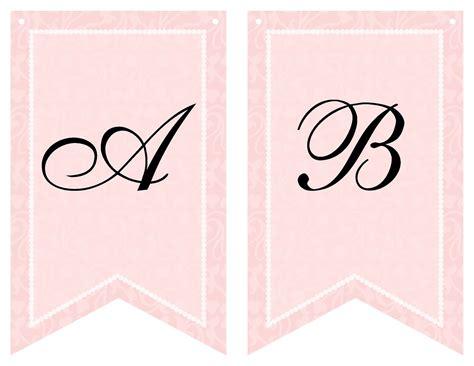 diy bridal shower banner template free printable bridal shower banner vow renewal